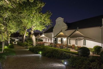 NEW YEAR'S EVE DINNER AT STEENBERG'S VIBRANT TRYN RESTAURANT
