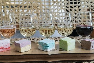 BONNIEVALE WINES WINE & MARSHMALLOW TASTINGS: FOR THE SOFTIES AND SWEETIES