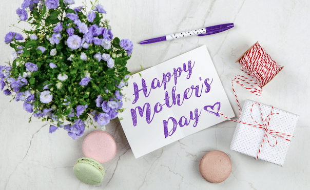 PAYING IT FORWARD ON MOTHER'S DAY