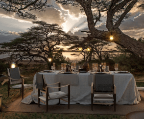 SERENGETI SOJOURN MOBILE CAMP RETURNS TO THE EAST AFRICAN PLAINS