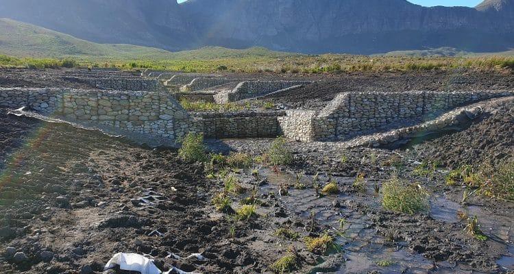 REHABILITATION OF ERODED WATERCOURSES AT VERGELEGEN
