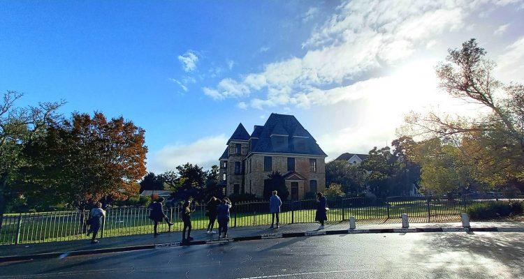 WONDERFUL WINTER WALKABOUT IN WELLINGTON