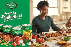 RHODES QUALITY LAUNCHES NEW PACKAGING ROOTED IN GOODNESS
