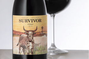 SURVIVOR LAUNCHES FIRST FULL-BLOODED SWARTLAND SYRAH