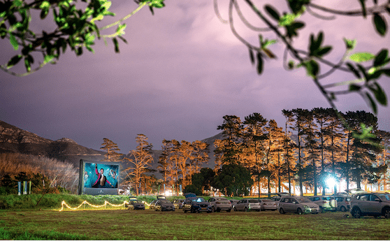 THE GALILEO OPEN AIR CINEMA CONTINUES DRIVE IN MOVIE MAGIC ALL WINTER