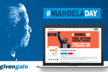 THIS MANDELA DAY, MAKE AN EVEN BIGGER DIFFERENCE BY FUNDRAISING FOR YOUR FAVOURITE CHARITY