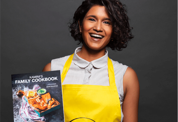 WARM UP AND COOK ALONG WITH J'SOMETHING & KAMINI PATHER, #MADEWITHMCCAIN