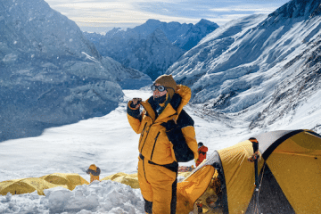 CLIMBING IN THE DEATH ZONE - SA EXTREME MOUNTAINEER SHARES HER INSIGHTS AFTER 57 DAYS IN THE HIMALAYAS