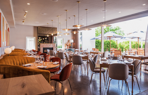 STEENBERG RESTAURANTS REOPEN FOR SIT-DOWN DINING