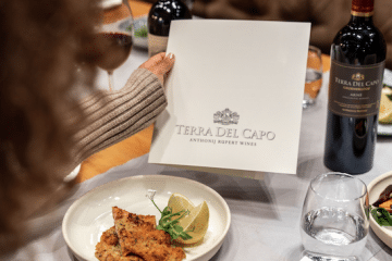 EXPERIENCE A CULINARY ESCAPE TO ITALY AT TERRA DEL CAPO THIS WINTER