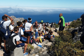 TABLE MOUNTAIN INVITES LEARNERS TO EXPLORE ITS VIRTUAL CLASS IN THE CLOUDS