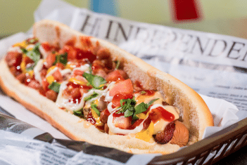 HOT-DIGGITY-DOG! IT'S NATIONAL HOT DOG DAY