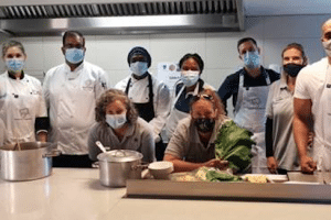 CHEFS WITH COMPASSION'S #67000LITRES CHALLENGE TO GO AHEAD