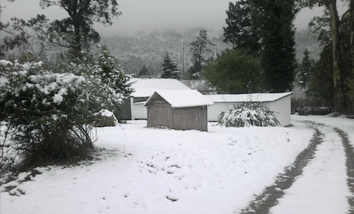 FIVE GREAT GETAWAYS FOR SNOW-SPOTTERS IN SA
