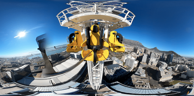 Supporting local tourism: Cableway joins hands with Sky-Hi Ride