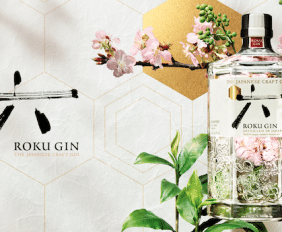 ROKU JAPANESE CRAFT GIN OFFERS THE PERFECT SERVE FOR SPRING