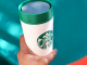 STARBUCKS TAKES ANOTHER BIG SUSTAINABILITY STEP WITH CIRCULAR CUPS