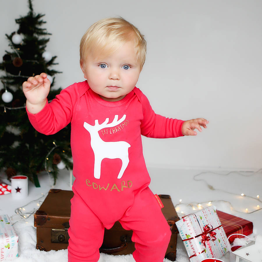 babys first christmas spice4life